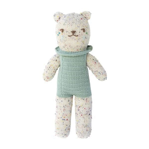 bear tweedy blue - blabla kids doll