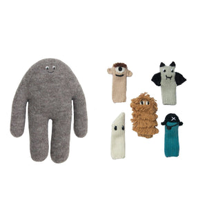 Little Monster + Puppet Bundle