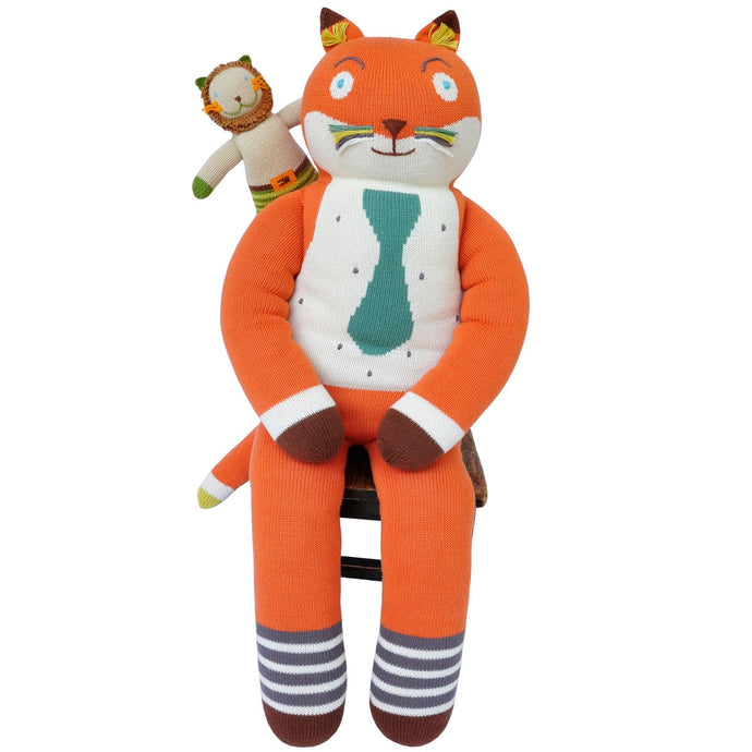 Giant Socks the Fox