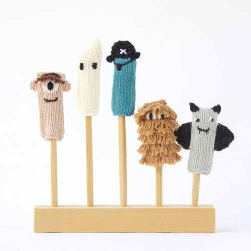 Finger Puppets Display