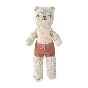 bear tweedy pink - blabla kids doll