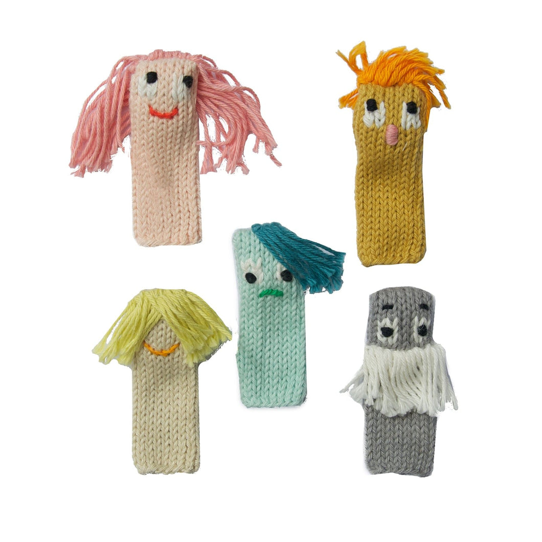 Finger Puppets Expressionists (set 5)