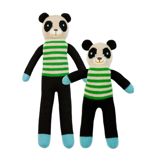 123 doll bear bamboo - blabla kids doll