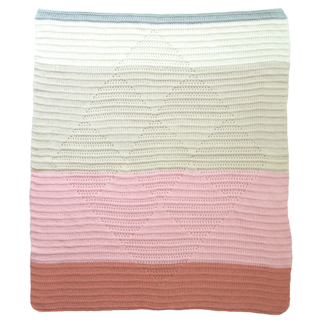 Diamond Provence Blanket