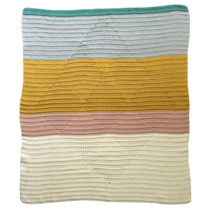 Diamond Sahara Blanket