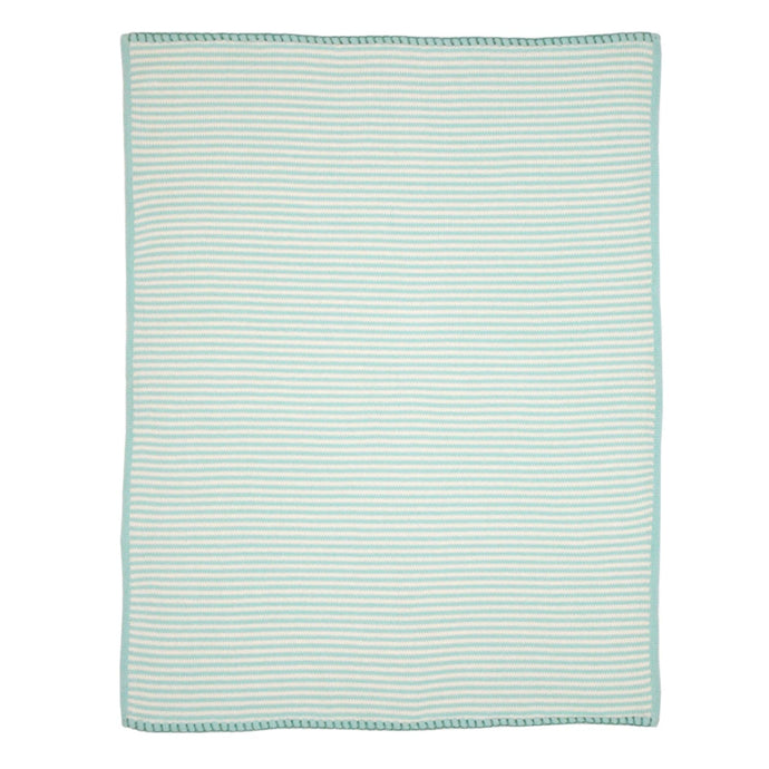 Little Boat Blanket Aqua