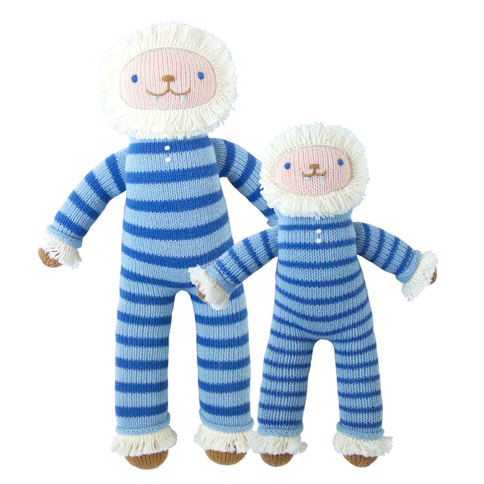 2716 doll yeti brrr - blabla kids doll
