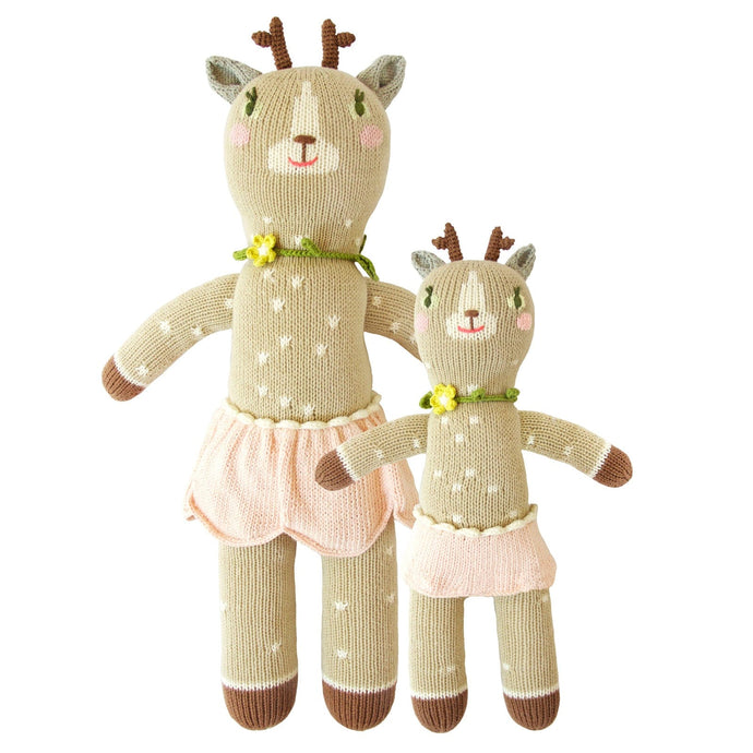 2674 doll deer hazel - blabla kids doll