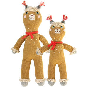 2647 doll alpaca machu - blabla kids doll