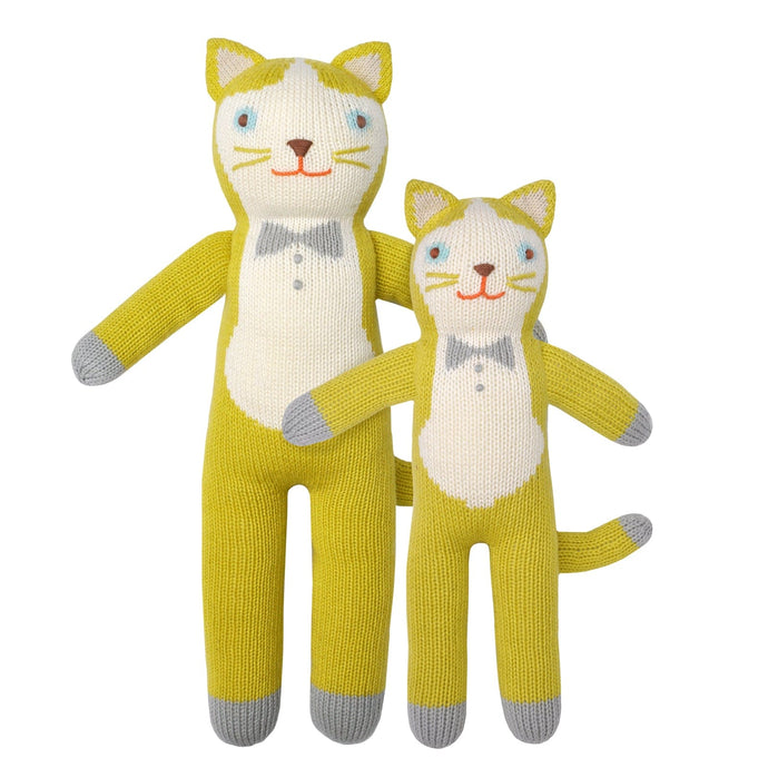 2167 doll cat theo - blabla kids doll