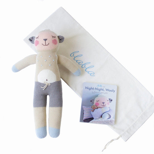 Book & Regular Wooly Gift Set