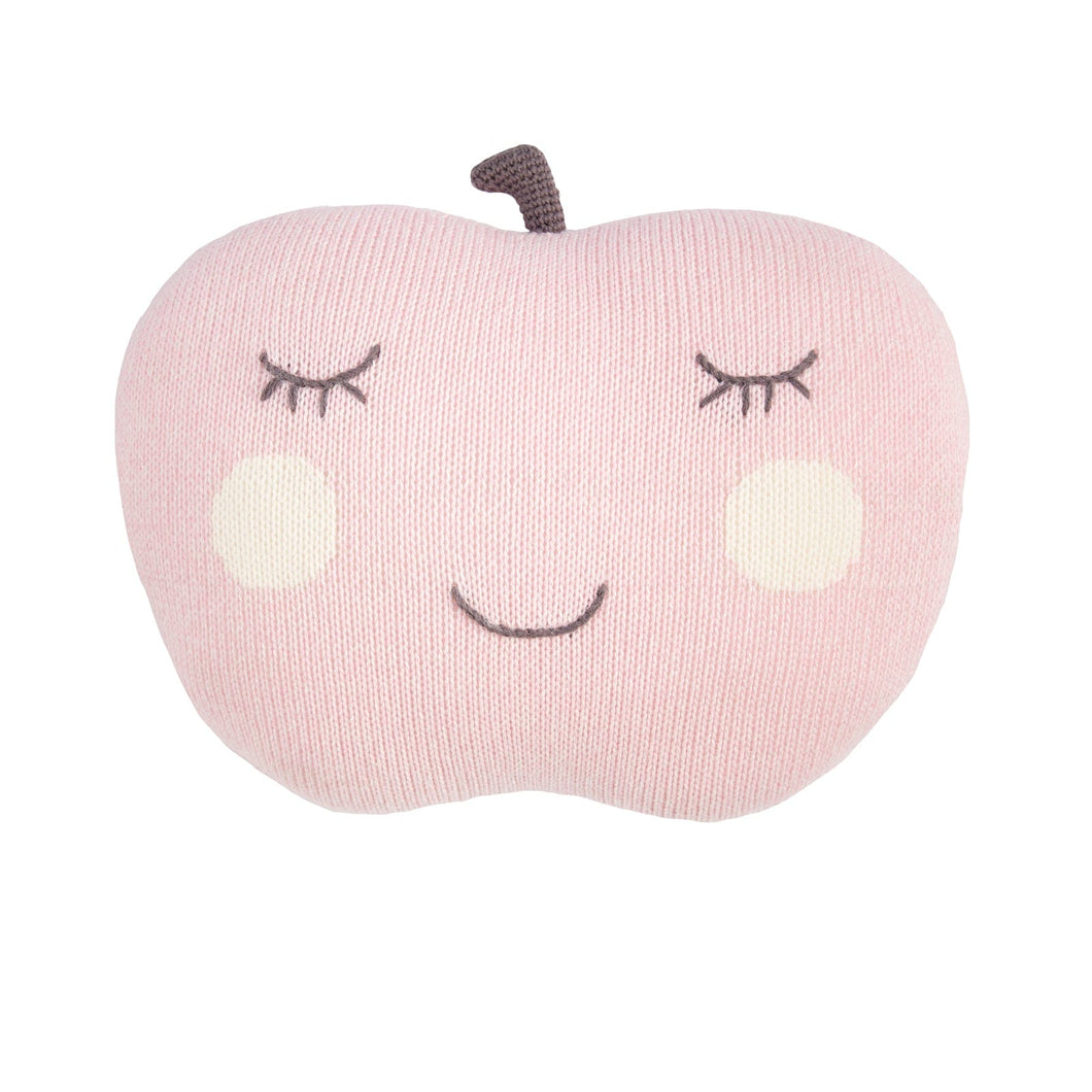 Apple Pillow Pink