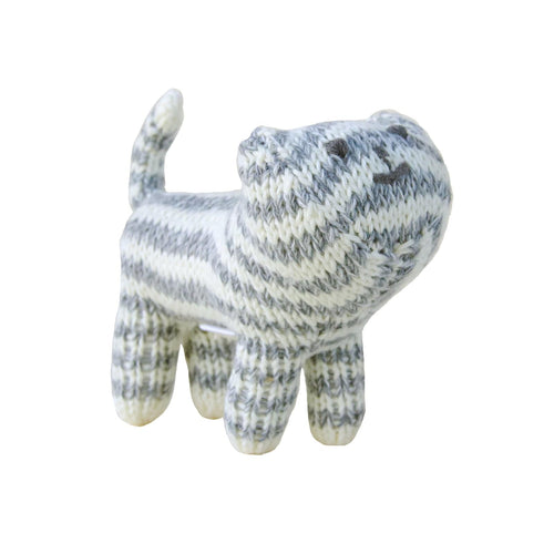 Cat Rattle Grey