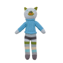 School Book Boy Cat Rattle