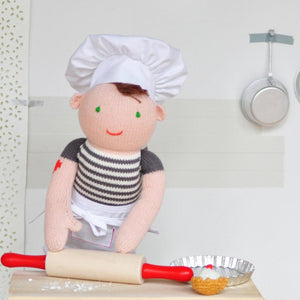 "Doll Costume ""Chef"""