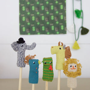 Finger Puppets Jungle (set 5)