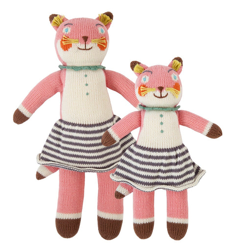 1641 doll fox suzette - blabla kids doll