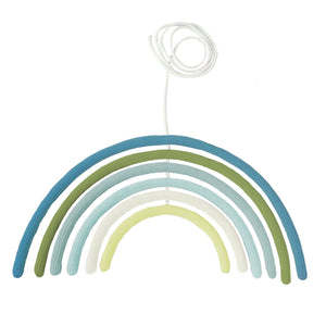 Rainbow Wall Hanging Woodland