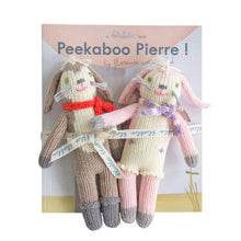 Book & Pierre/Fleur Rattle Gift Set