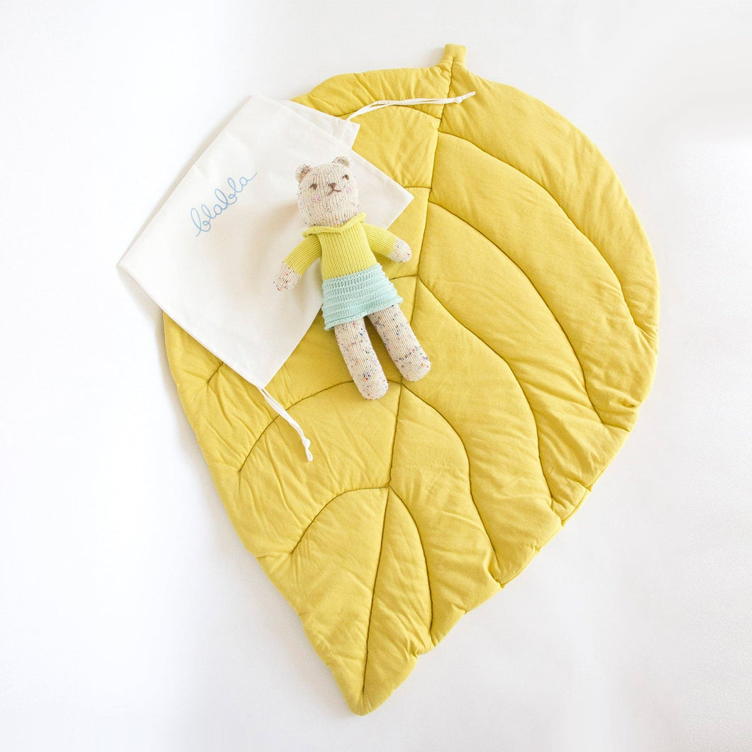 Doll & Play Mat Citron Bundle