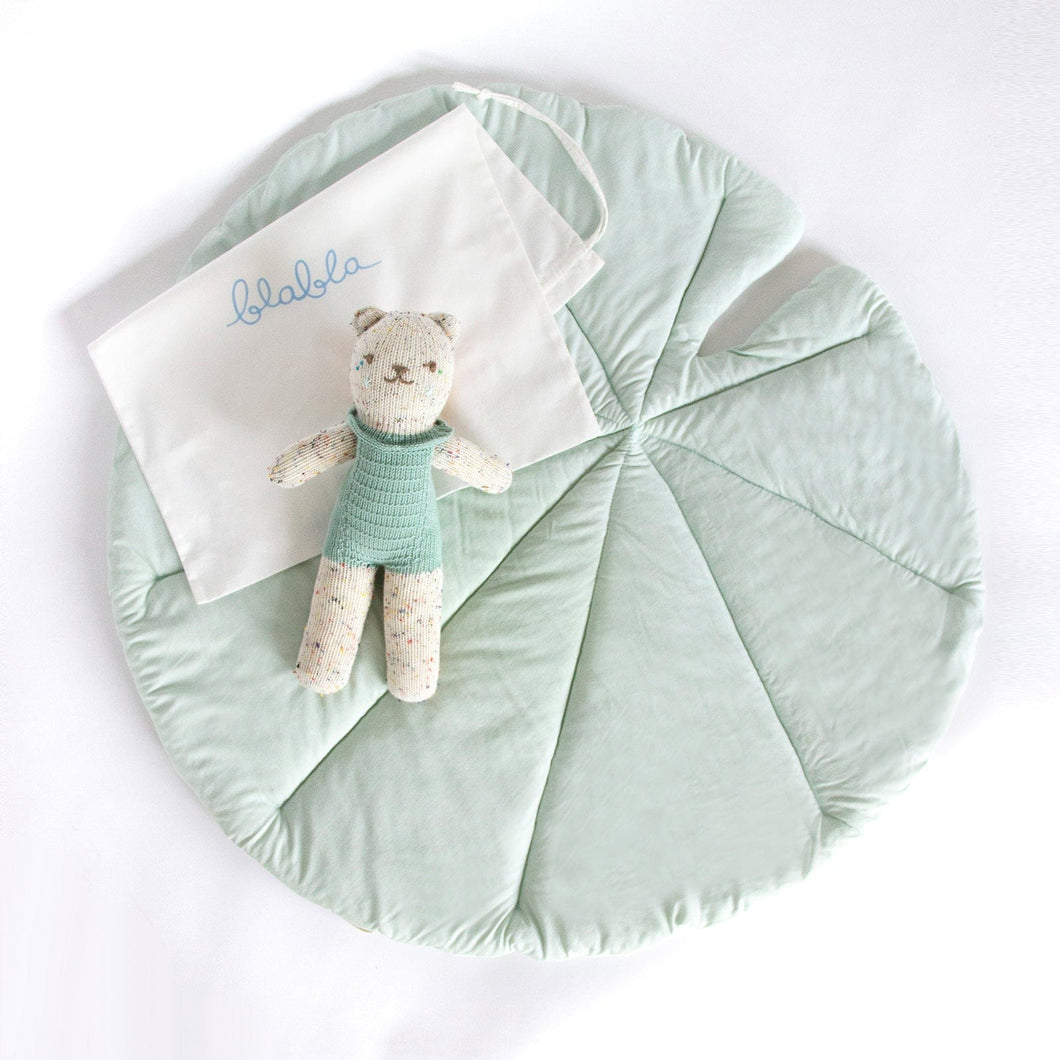 Doll & Play Mat Mint Bundle