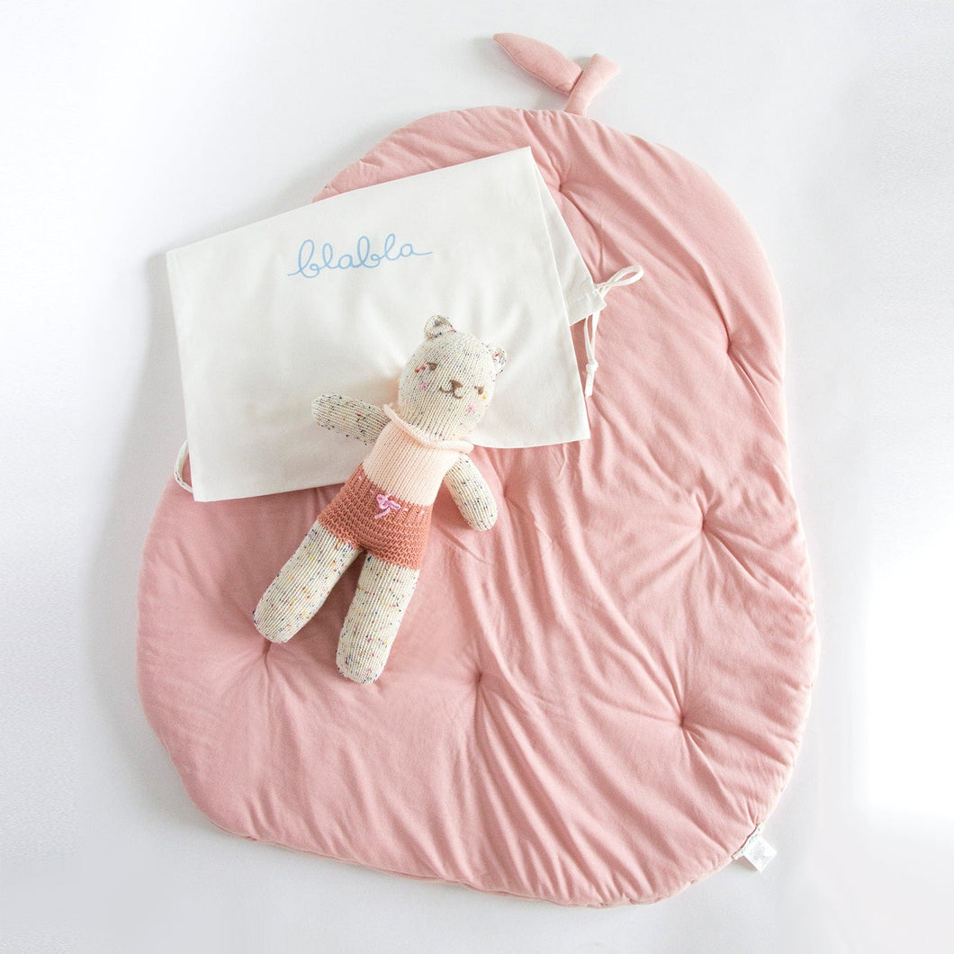 Doll & Play Mat Pink Bundle