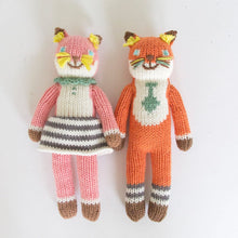 Fox Rattle Suzette