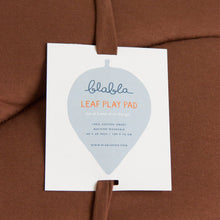 Leaf Play Pad Indigo