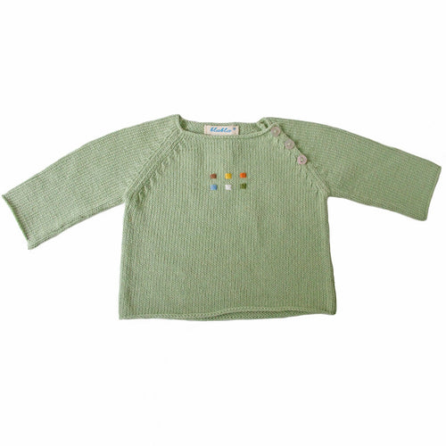 Mikado Lichen Sweater