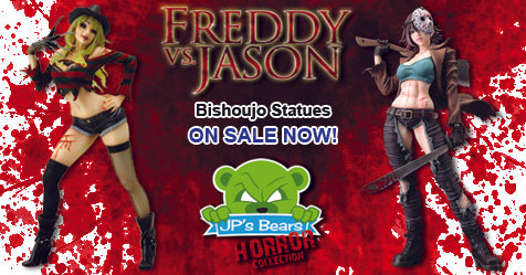 Jason vs. Freddy Bishoujo Statues ON SALE NOW!