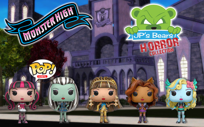 Monster High POP! Vinyl on SALE NOW!