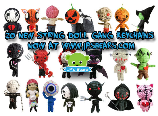 New String Doll Gang Characters