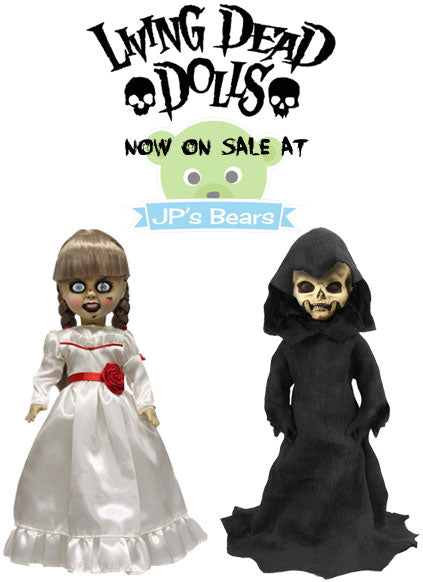 Living Dead Dolls on sale now!