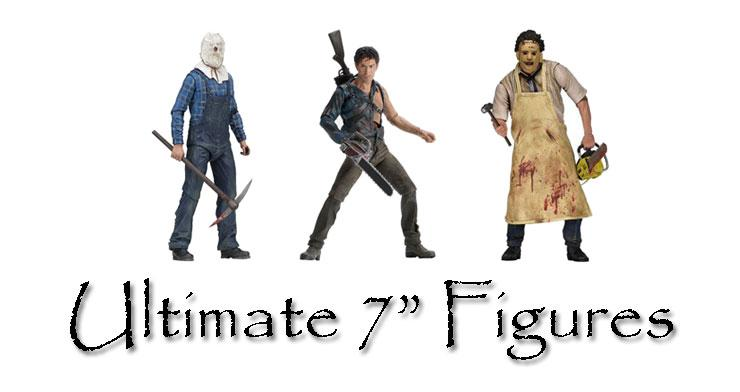 "Ultimate 7"" Figures"