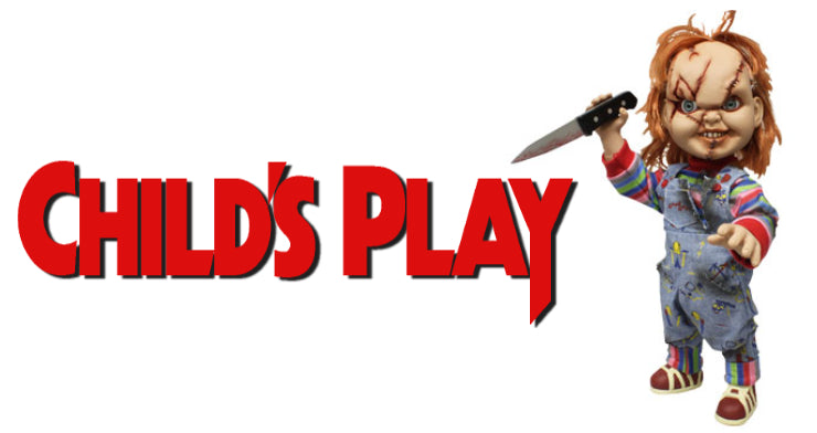 Child's Play JPs Horror Collection