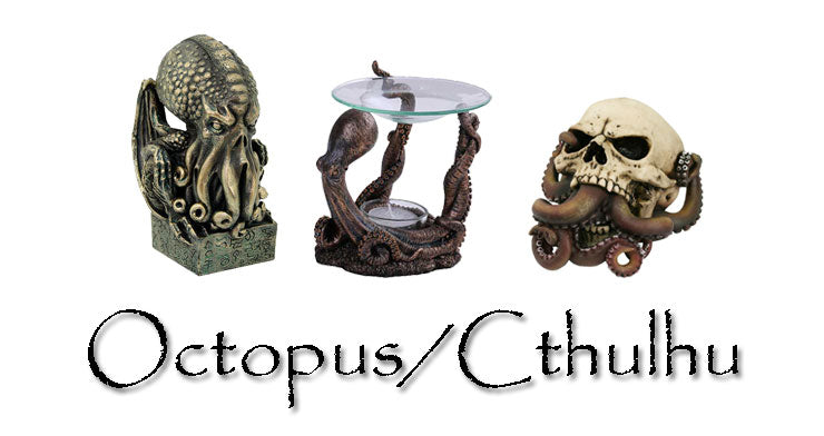 Octopus/Cthulhu
