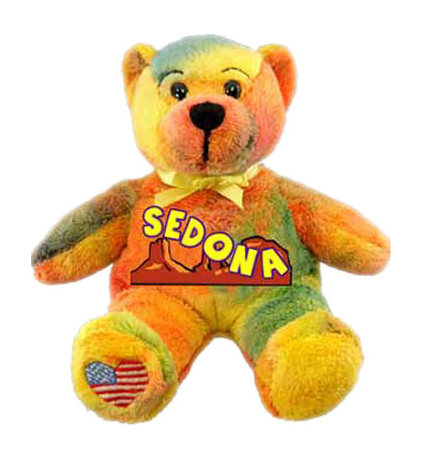 Sedona City Bear Multicolor - Jps Bears