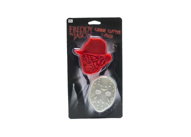 Freddy vs Jason Cookie Cutter 2-Pack - Jps Bears