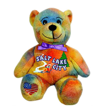 Salt Lake City Bear Multicolor - Jps Bears