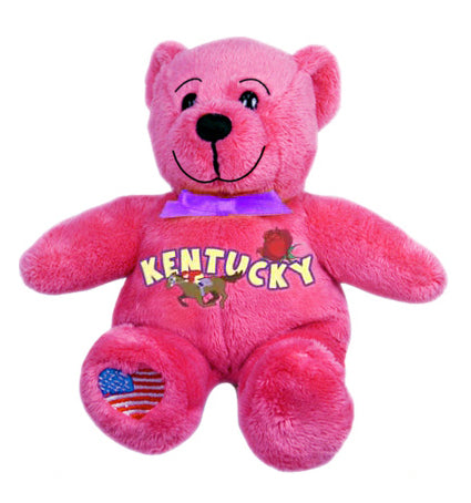 Kentucky State Bear Pink - Jps Bears