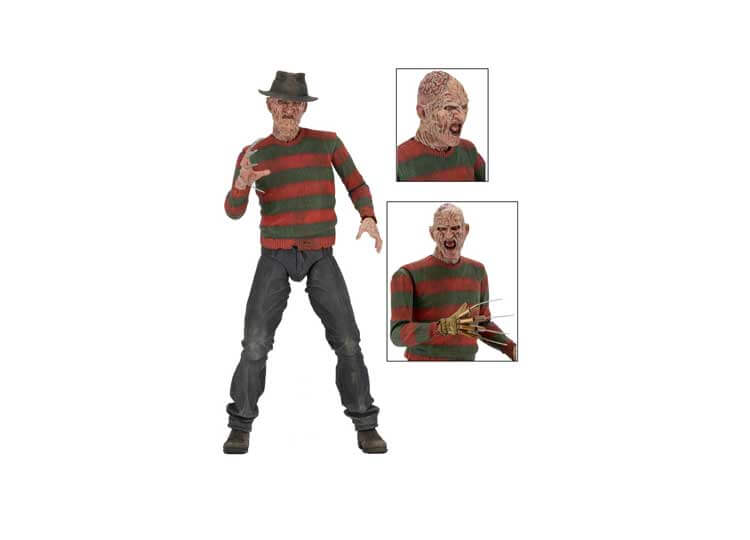 Freddy Krueger ¼ Scale Figure – A Nightmare on Elm Street Part 2 - Jps Bears
