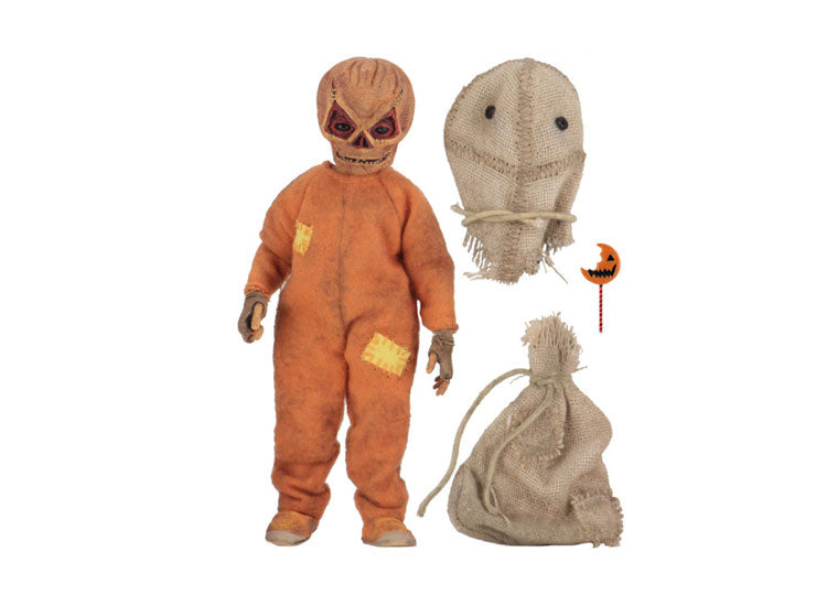 "Sam 8"" Clothed Figure – Trick 'r Treat"