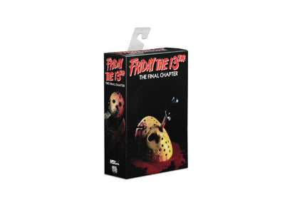 "Jason Voorhees 7"" Ultimate – Friday The 13th Part 4 - Jps Bears"