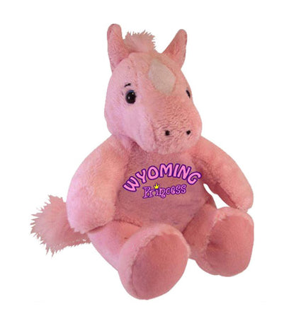 Wyoming Horse Pink - Jps Bears