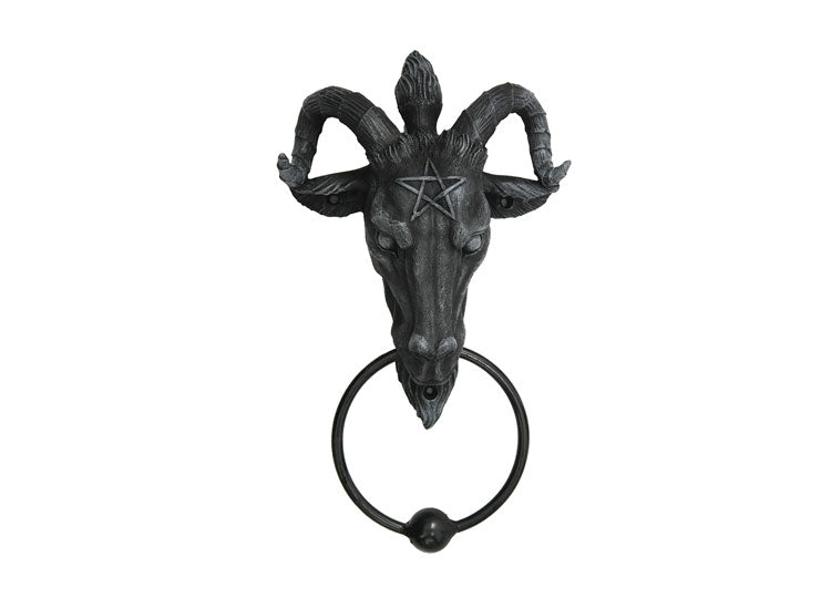 Baphomet Door Knocker - Jps Bears