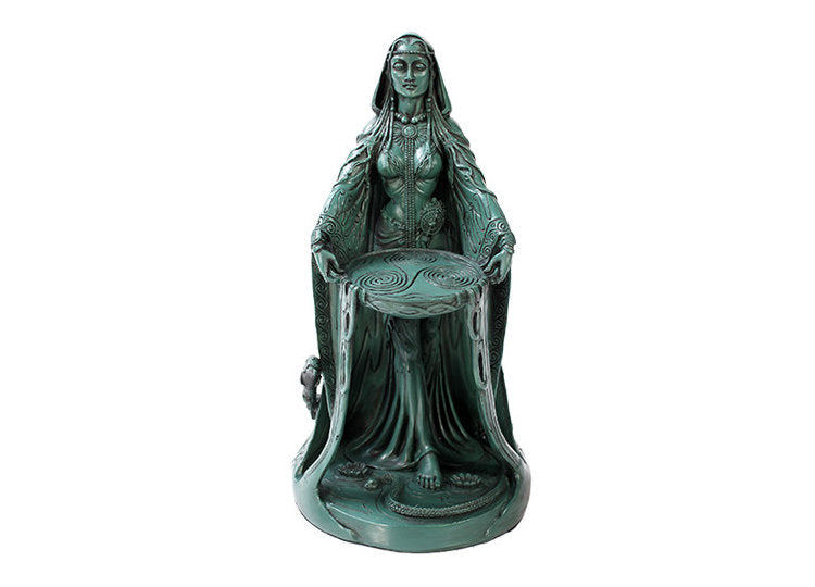Celtic Danu Goddess Statue - Jps Bears