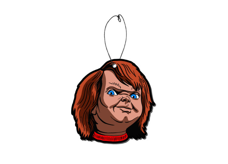 Child's Play 2 - Chucky Fear Freshener - Jps Bears