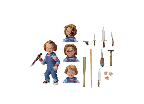 "Chucky 7"" Ultimate – Child's Play - Jps Bears"