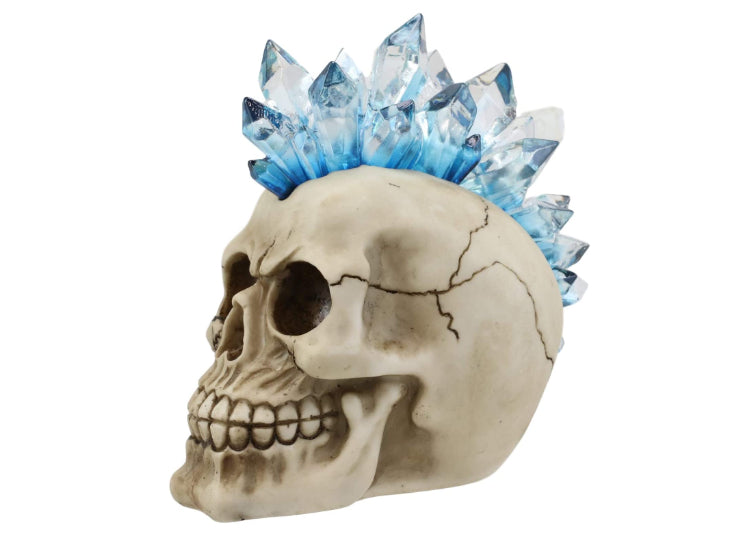 Crystal Mohawk Skull (LED)