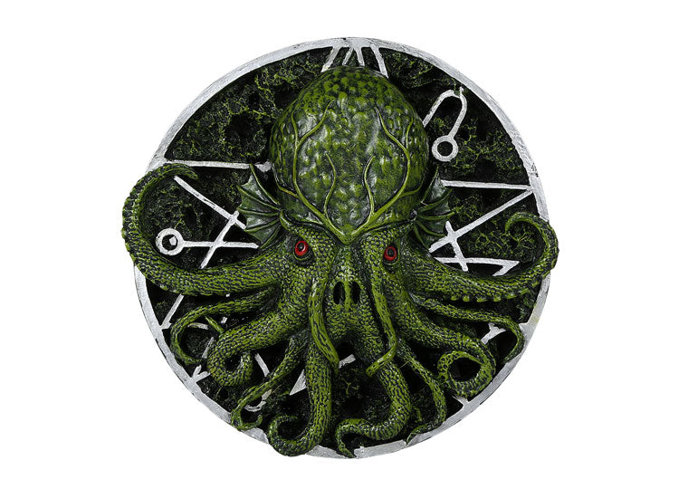 Cthulhu Wall Plaque - Jps Bears